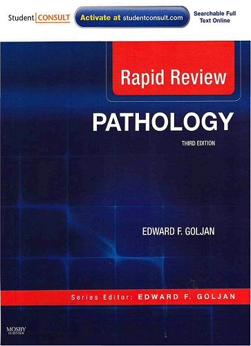 Goljan - Rapid Review Pathology 3rd Edition