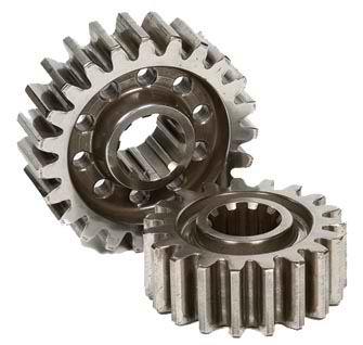آموزش ساخت چرخ دنده