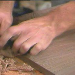 آموزش پرداخت چوب با فرانک کلاسز