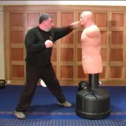مشت قوی - آموزش حرفه ای بوکس از جان براون