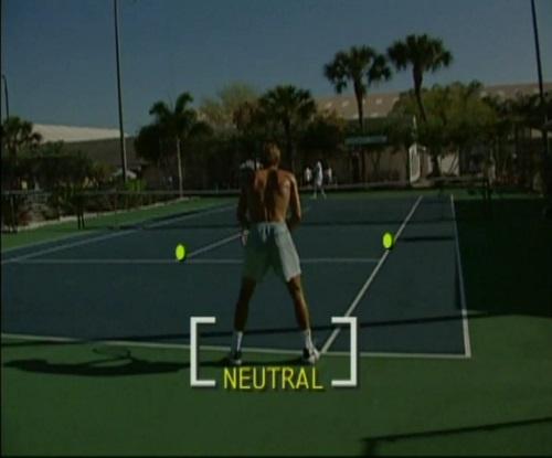 Tennis آموزش