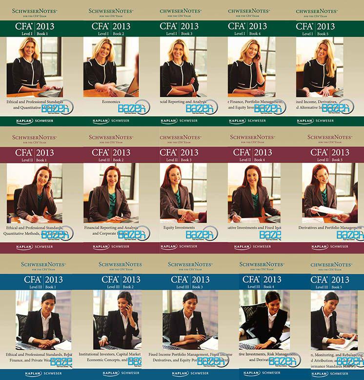 لیست لکچرنوت های 2013 کاپلان