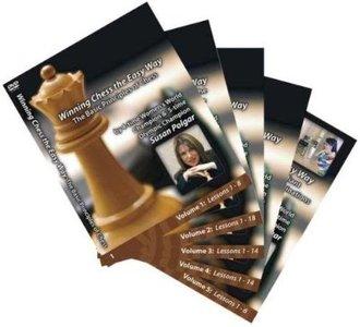 آموزش شطرنج از سوزان پولگار