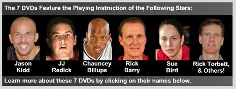 بسکتبال را بهتر بازی کنید