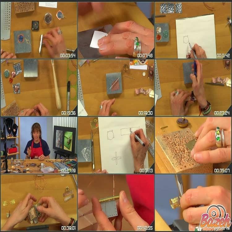 ساخت جواهرات با اتصالات سرد