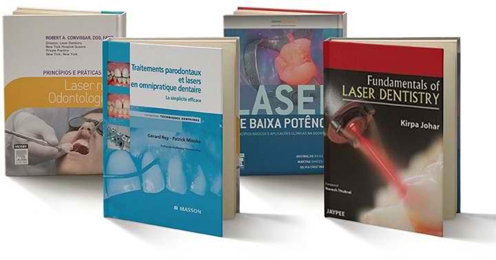 کتاب های لیزر دندانپزشکی