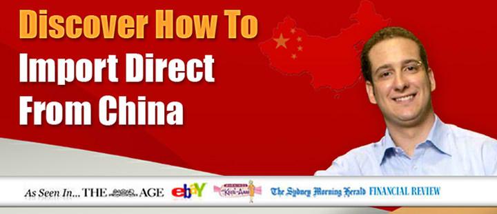 راهنمای واردات از چین